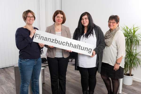 Foto: Team Finanzbuchhaltung -