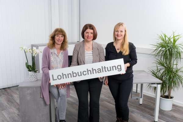 Foto: Team Lohnbuchhaltung -